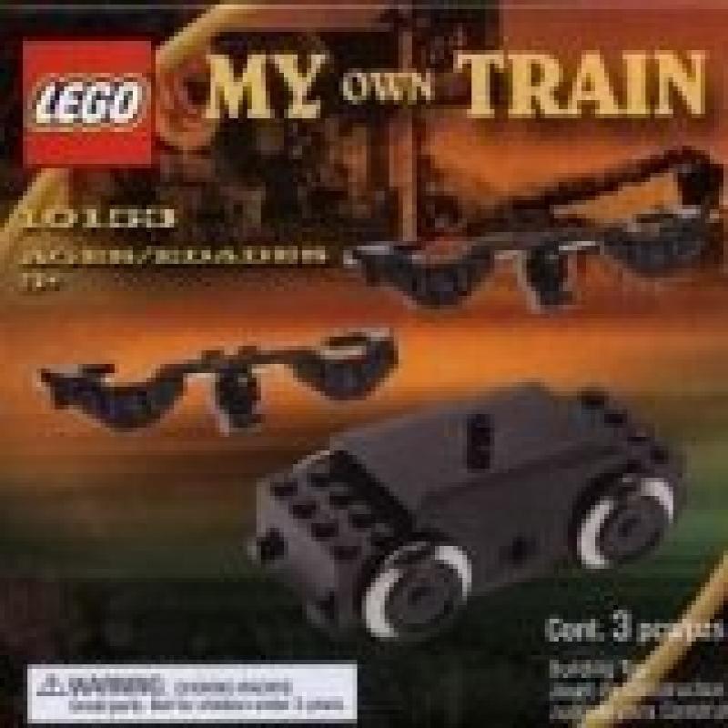 Lego My Own Train 10153 9V Train Motor by LEGO