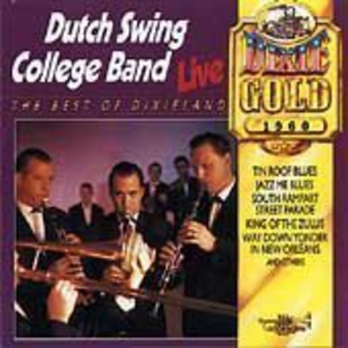 Dutch Swing College Band - Live in 1960 [CD]