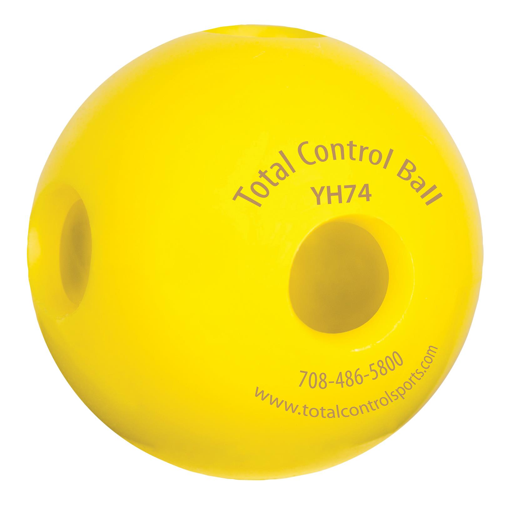 Total Control Hole Ball-Quantity:24 Pack
