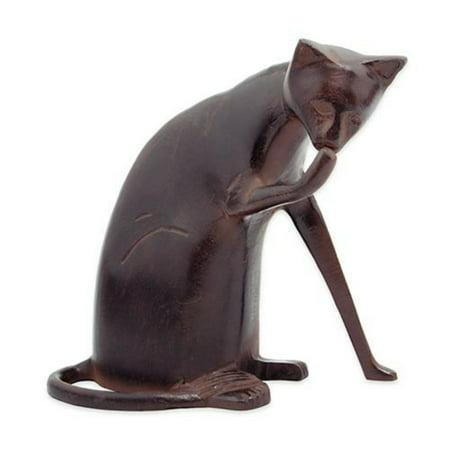 Minuteman International Achla Designs Coy Cat Garden Statue ()