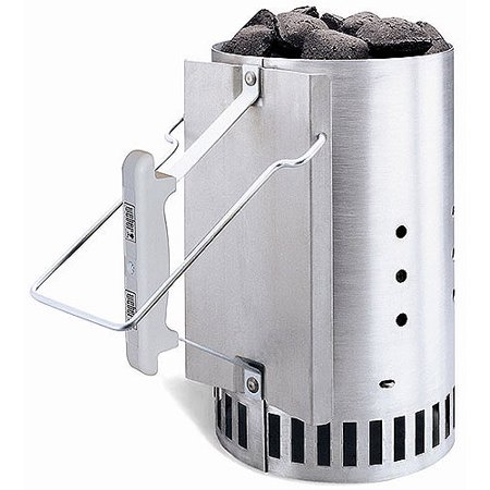 Weber Charcoal Grill Accessories (Weber Rapidfire Chimney Starter )