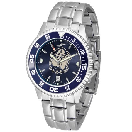 Georgetown Hoyas-Competitor Steel AnoChrome - Color Bezel - image 4 of 4