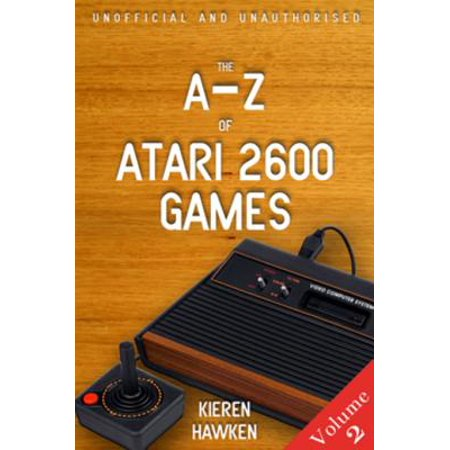 The A-Z of Atari 2600 Games: Volume 2 - eBook (Halloween Game Atari 2600)