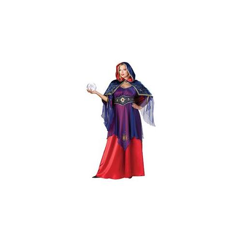 Incharacter Costumes KMPZM Womens Mystical Sorceress Plus Size Costume Size 3Xl