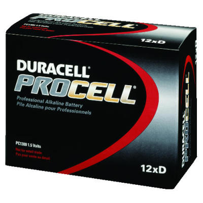 Procell Industrial Batteries C-cell Alkaline DRCPC1400