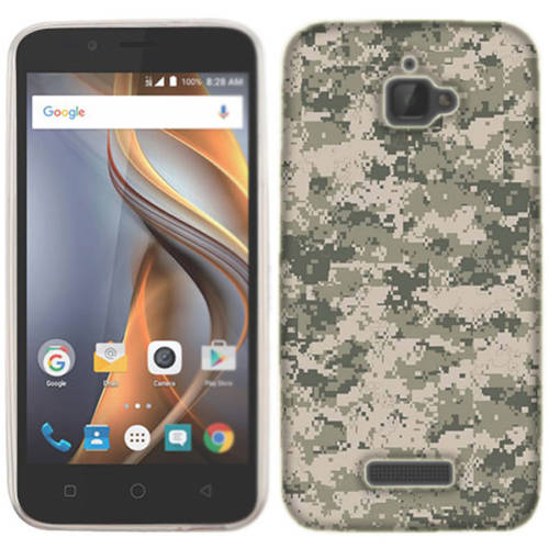 Mundaze Digital Camo Phone Case Cover for CoolPad Catalyst