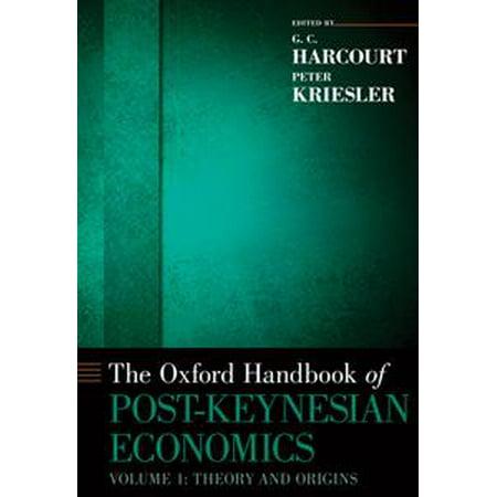 Oxford Selection Post - The Oxford Handbook of Post-Keynesian Economics, Volume 2 - eBook
