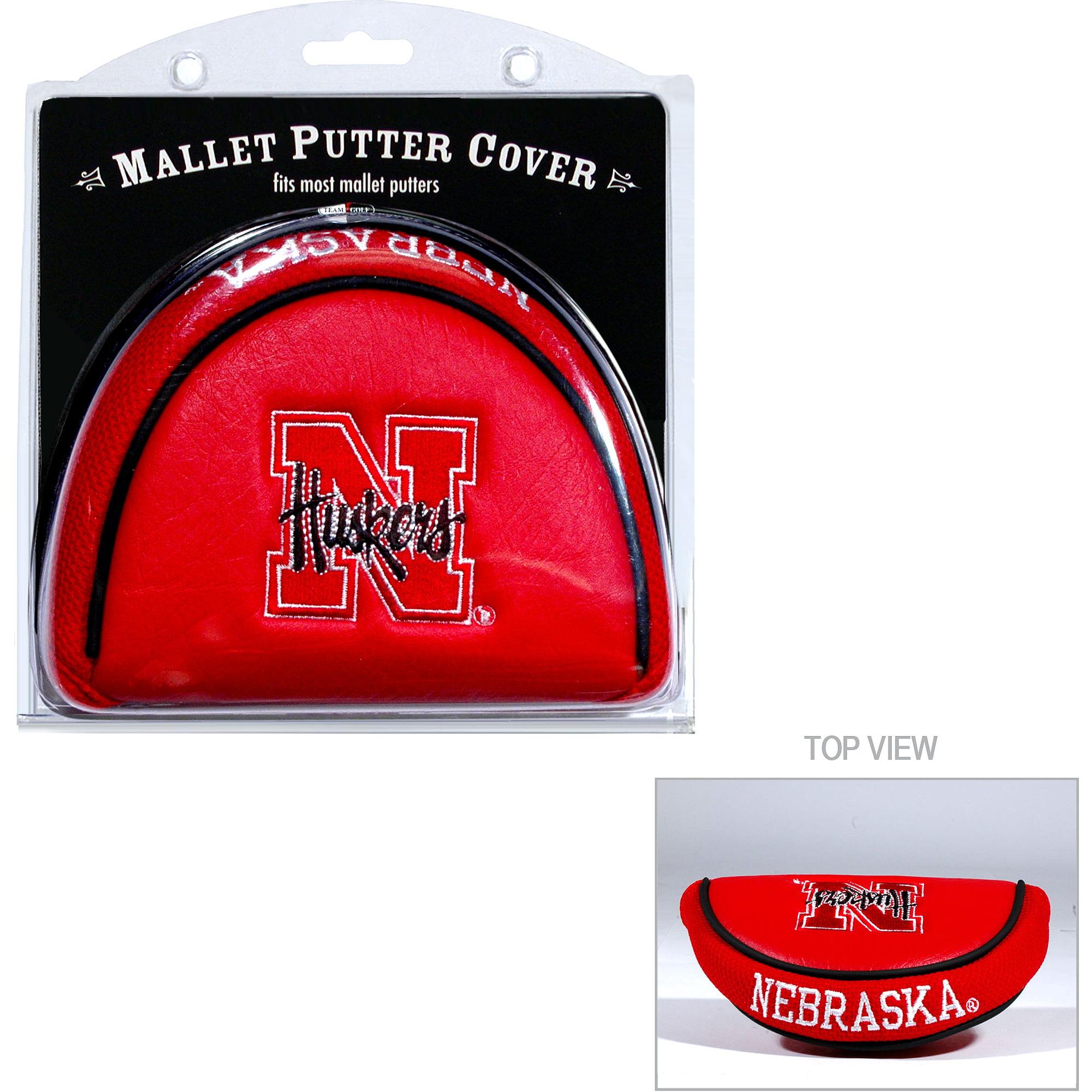 Nebraska  Mallet Putter Cover