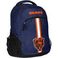 Product Image Forever Collectibles NFL Chicago Bears Action Stripe Logo  Backpack 00bfaf98b