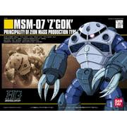 Bandai Spirits Gundam HGUC #6 MSM-07 Z'GOK HG 1/144 Model Kit