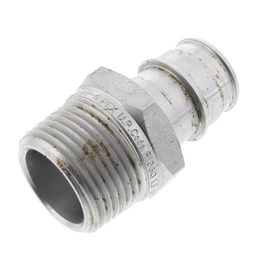 """Uponor Wirsbo) 3/4"""" ProPEX Stainless Steel Male Threaded ..."""