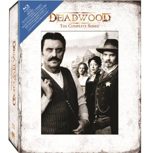 Deadwood: The Complete Series (Blu-ray) (Widescreen)