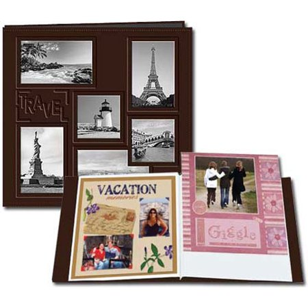 Pioneer Scrapbook Collage Frame 12X12