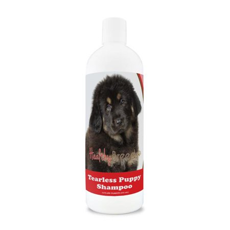 Healthy Breeds 840235186359 Tibetan Mastiff Tearless Puppy Dog Shampoo - image 1 de 1