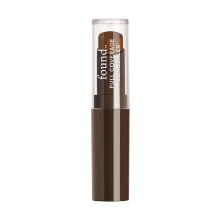 FOUND Full Coverage Concealer with Juniper Berry, 360 Deep, 0.11 fl
