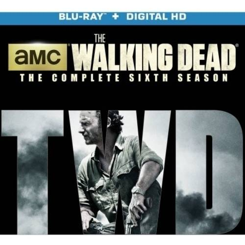 The Walking Dead: Season 6 (Blu-ray + Digital HD)