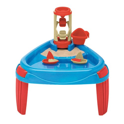 water play table american plastic toys sand and water play table walmart 28933
