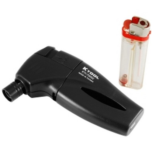 K Tool KTI70052 Hand Held Butane Torch Lighter
