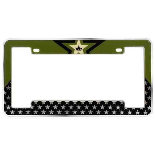 Kraco Paul Jr. Designs License Plate Frame, Warrior