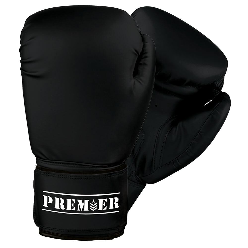 RevGear Premier Boxing Gloves, Durable Vinyl, 12oz, Pair