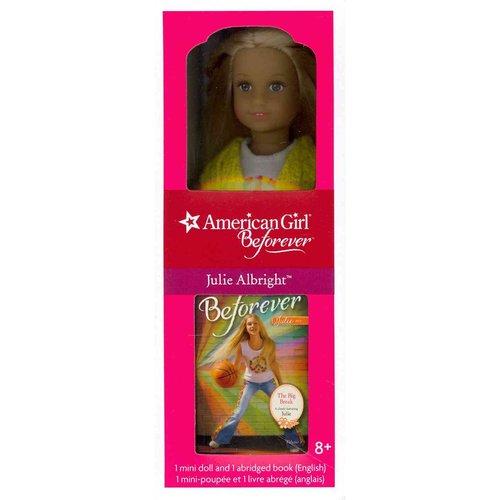 Julie Mini Doll 2014