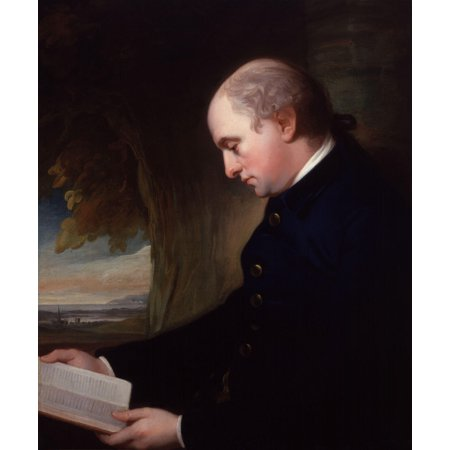 LAMINATED POSTER24X36 Portrait of Charles Lennox, 3rd Duke of Richmond (1735-1806) by George Romney ca. 1777. National Portrait Gallery, UK. - Richmond Uk Halloween Events