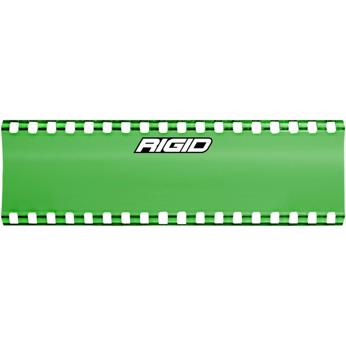 RIGID Industries 105893 6in. Light Cover for SR-Series Light Bar - Green