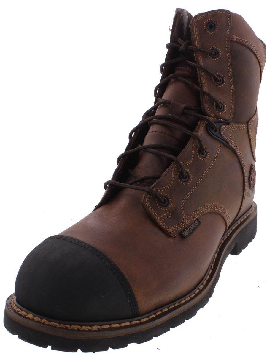 Mens Composite Toe Insulated Work Boots