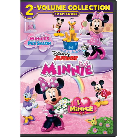 Mickey Mouse Clubhouse: 2-Movie Minnie Collection - Mickey Mouse And Minnie Mouse Movies