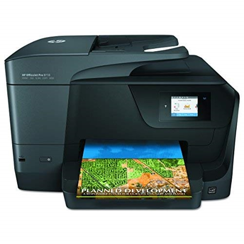 HP OfficeJet Pro 8710 All-in-One Printer (Certified Refurbished)