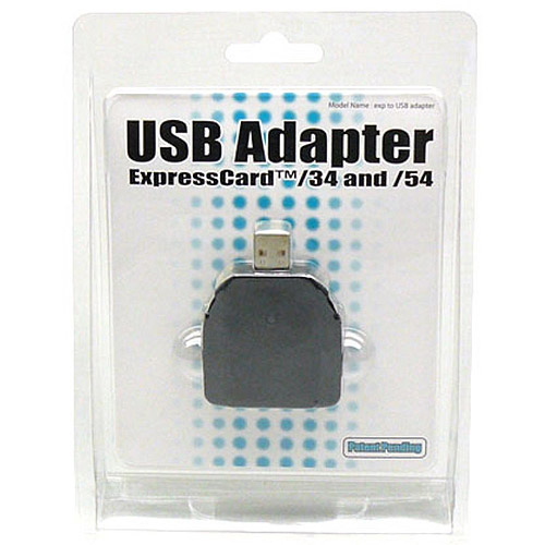 Premiertek ExpressCard to USB 2.0 Adapter