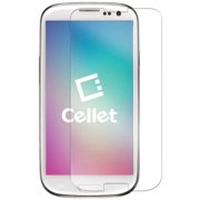 Cellet Premium Tempered Glass Screen Protector for Samsung Galaxy S3