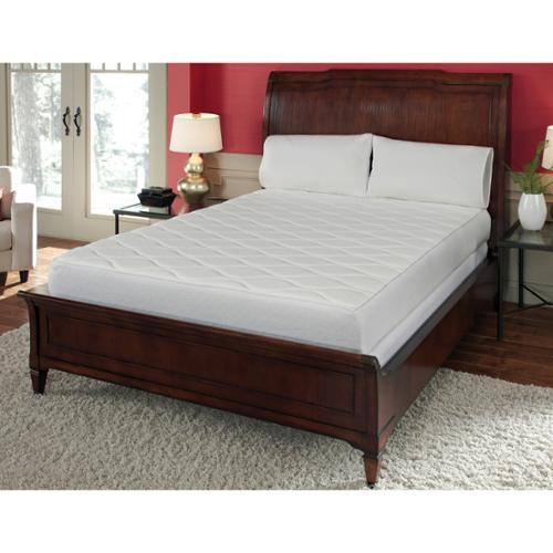 Rio Home Fashions Quilted Top 10-inch Twin XL Memory Foam Mattress