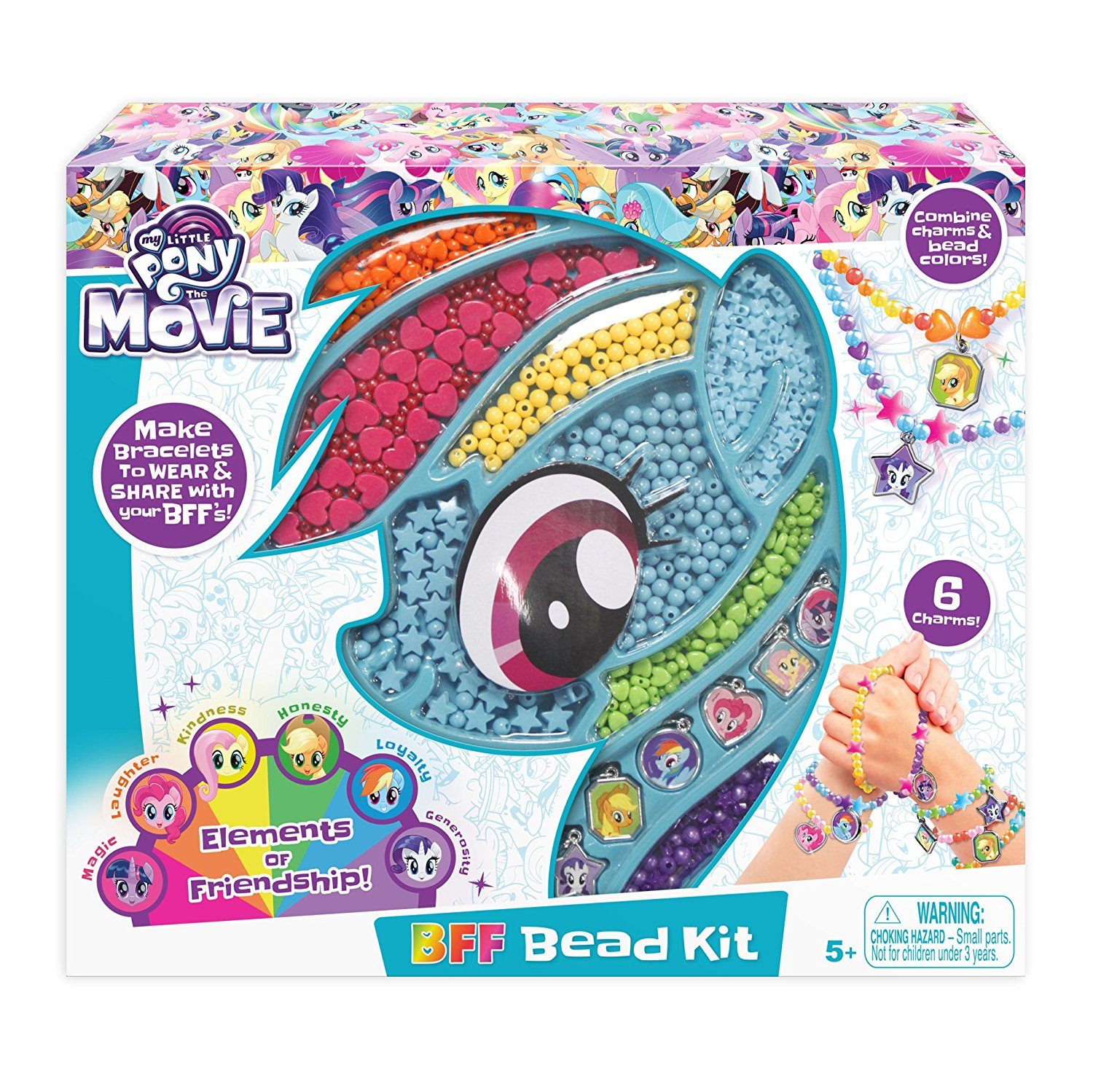 Canal Toys My Little Pony BFF Bead Kit by Canal Toys