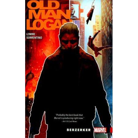 Old Man Logan 1  Berzerker