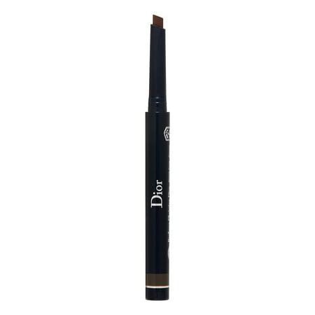 Christian Dior Diorshow Pro Liner Waterproof Bevel-Tip Eyeliner, # 582 Pro Brown, 0.01 (Christian One Liner)