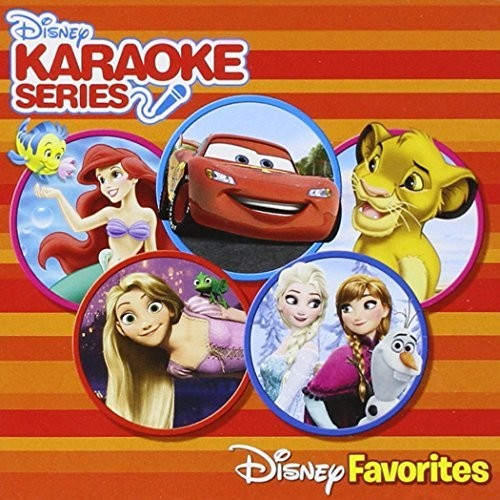Disney Karaoke Series: Disney Favorites / Various (CD)