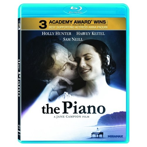 The Piano (Widescreen)