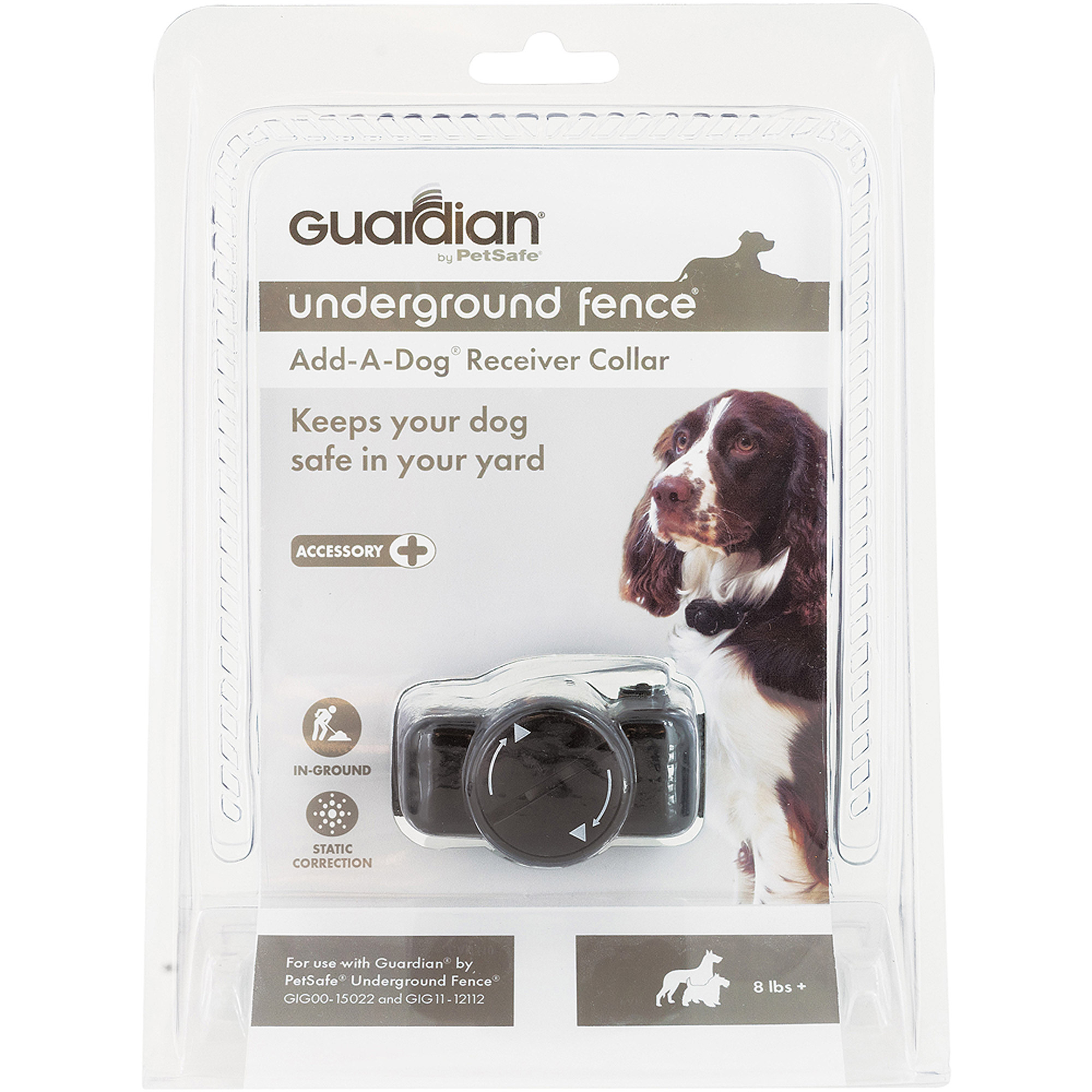 Guardian By Petsafe In Ground Fence Receiver Collar