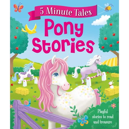 Five Minute Pony Stories](5 Minute English Halloween)