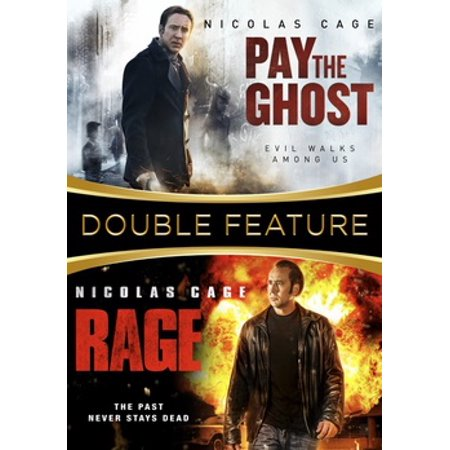 Rage / Pay The Ghost (DVD) ()