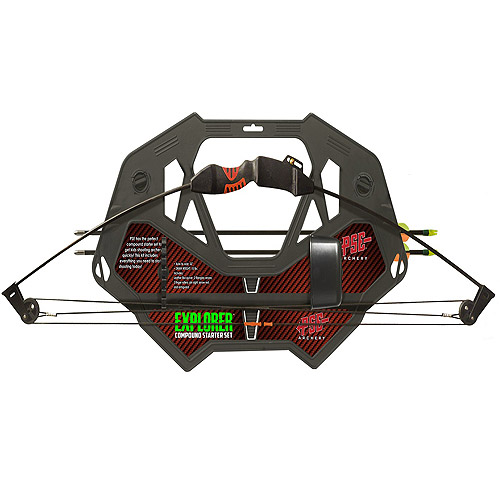 PSE Archery Explorer Youth Compound Bow Starter Set