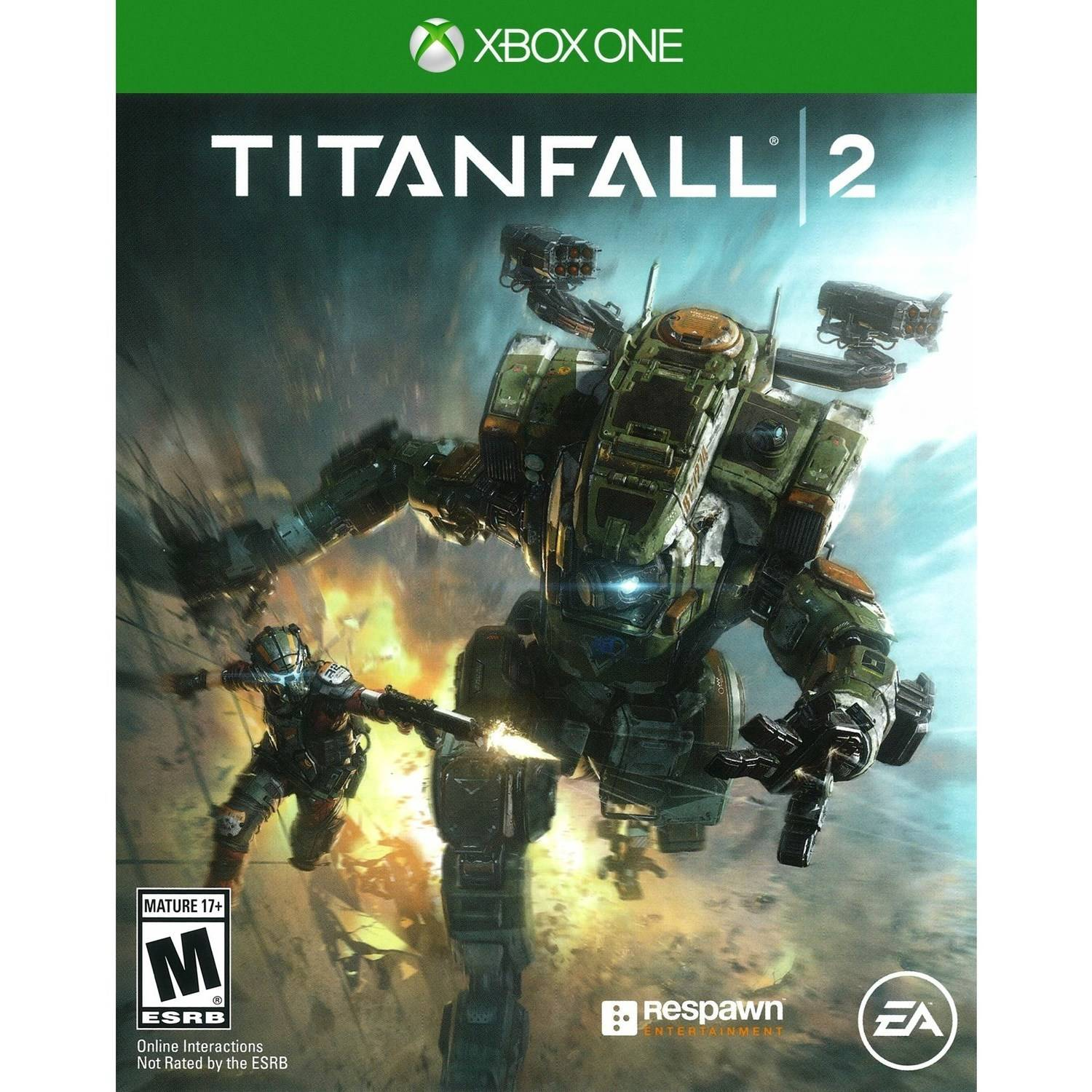 Electronic Arts Titanfall 2 - Pre-Owned (Xbox One)