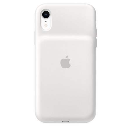iPhone XR Smart Battery Case - White ()