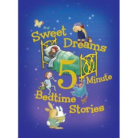 Sweet Dreams 5-Minute Bedtime - Halloween Bedtime Stories