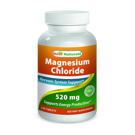 Best Naturals Magnesium Chloride