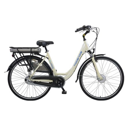 Hollandia Electric City Commuter Bicycle Walmart Com