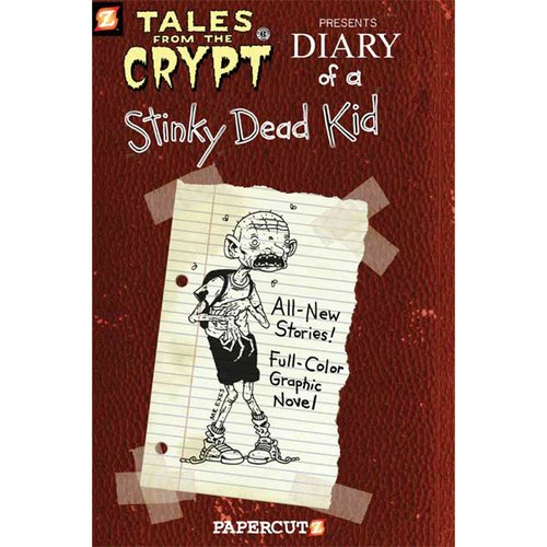 Tales from the Crypt 8: Diary of a Stinky Dead Kid