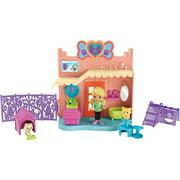 Nickelodeon Dora and Friends Animal Adoption Center Playset