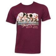 Yuengling Dogs Tee Shirt